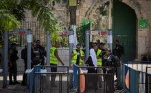 Israël: selon le Mufti de Jérusalem, Allah déteste les détecteurs de métaux