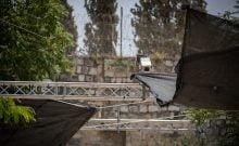 Nouvelle terreur chez les palestiniens: les caméras peuvent donner le cancer