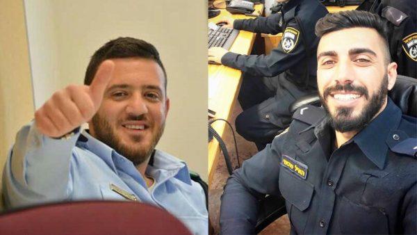 Les deux policiers tués vendredi sur le Mont du Temple