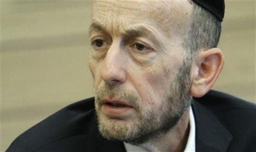 Le député Uri Maklev