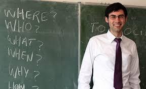 Devenez professeur d'anglais