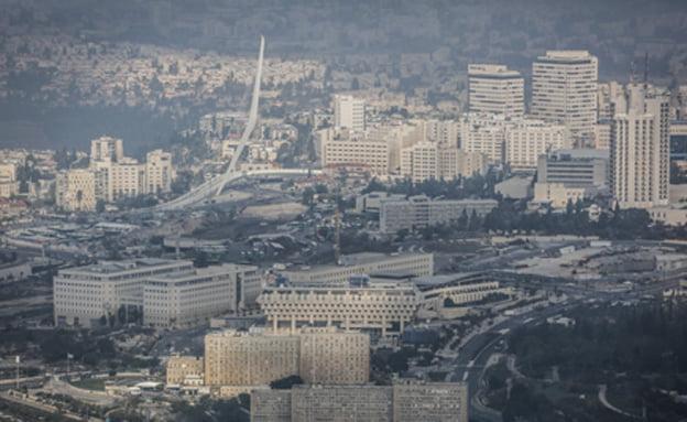 La loi Jérusalem adopté par le comité ministériel