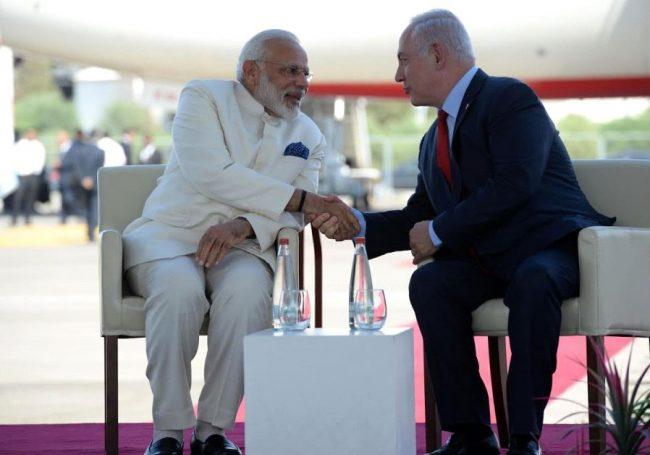 Israël: le Premier ministre indien fortement inspiré par United Hatzalah
