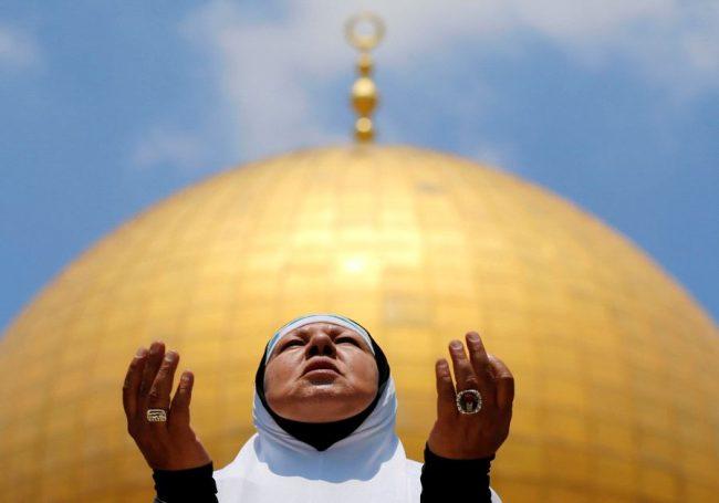 Israël: l'attaque du Mont du Temple, un test important pour les arabes modérés