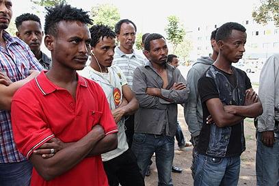 Israël: les demandeurs d'asile africains frappés d'une nouvelle taxe