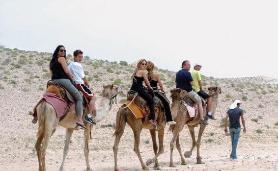 Israël: le tourisme 2017 bat des records