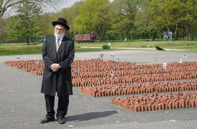 Hollande 1944: un camp nazi de luxe pour mieux assassiner les Juifs