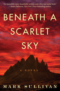 """Beneath a Scarlet Sky"", le best-seller de Mark Sullivan"