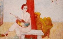 Florine Stettheimer au Jewish Museum, New-York