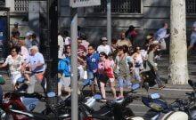 Une israélienne blessée à Barcelone relate l'attentat