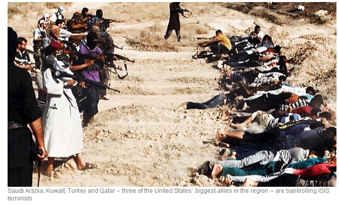 Daesh doit être jugé pour crimes contre le l'humanité
