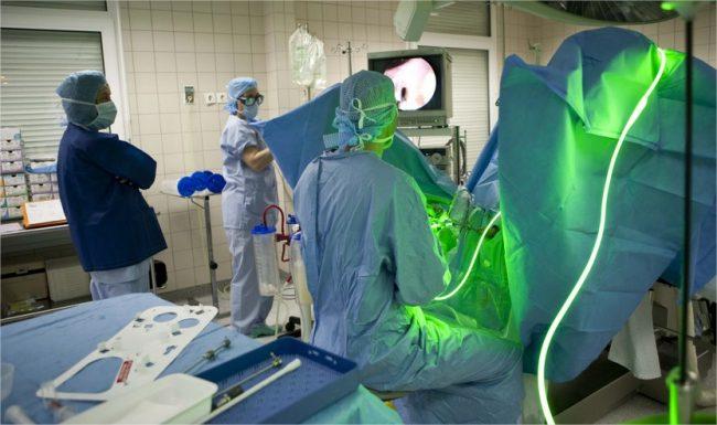 Israël: une chirurgie au laser pour traiter l'hypertrophie de la prostate