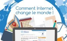 La communication digitale avec Alliance
