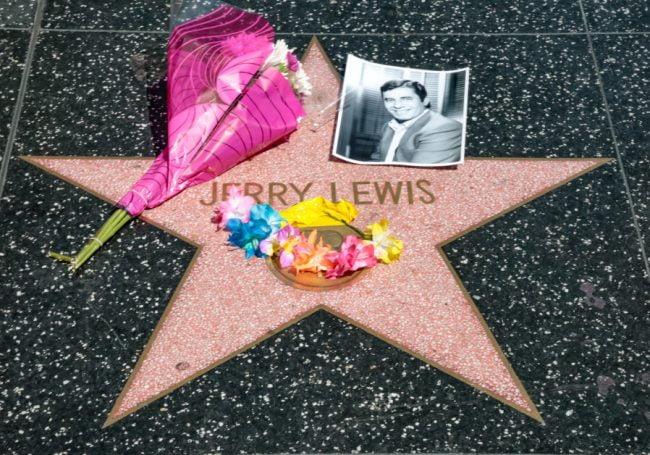 Jerry Lewis: tranches de vie de l'icône comique juive