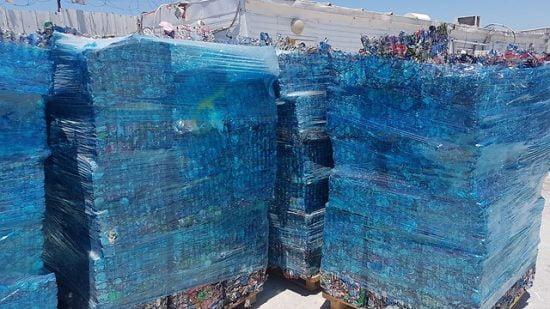 La société Asofta rassemble chaque année 760 tonnes d'aluminium