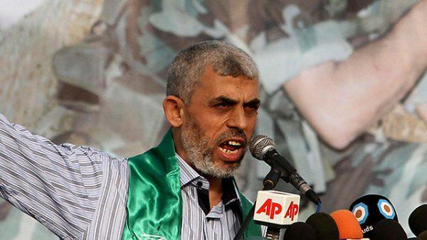 Le leader du Hamas Yahya sinwar