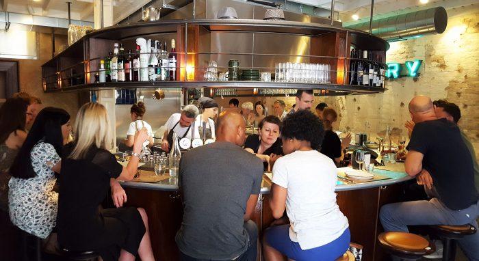 Londres: le restaurant israélien Barbary number one au classement TimeOut