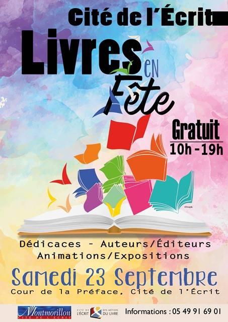 Cité de l'écrit à Montmorillon