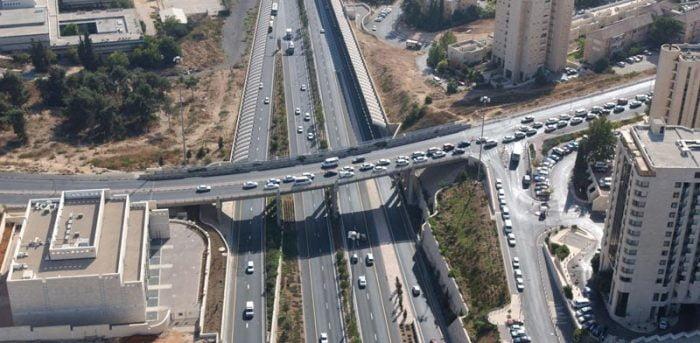 Israël: Jérusalem du nord au sud en 12 minutes