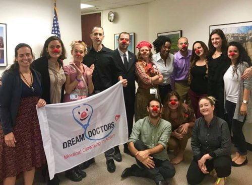 Les Dream Doctors à Houston