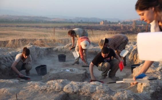 Israël: un ustensile vieux de 7000 ans découvert dans la vallée du Jourdain