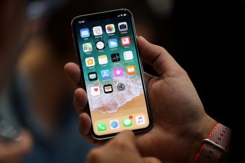 Le nouvel iPhone X n'aura plus de bouton