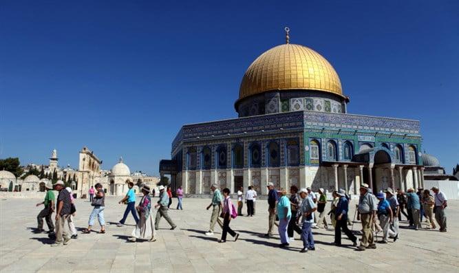 Israël: les guides touristiques de Tsahal renomment le Mont du Temple
