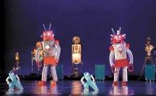 Israël: une troupe de danse française fait monter les robots sur scène à Tel Aviv