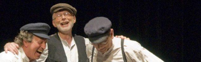 Le théâtre de la maison de la culture Yiddish