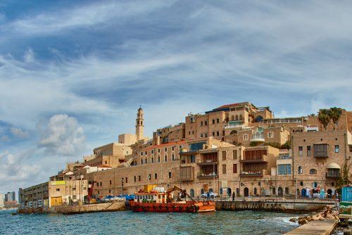 La magnifique vieille ville de Jaffa