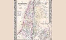 Israël tente de rationaliser les actes de propriétés datant de l'autorité ottomane
