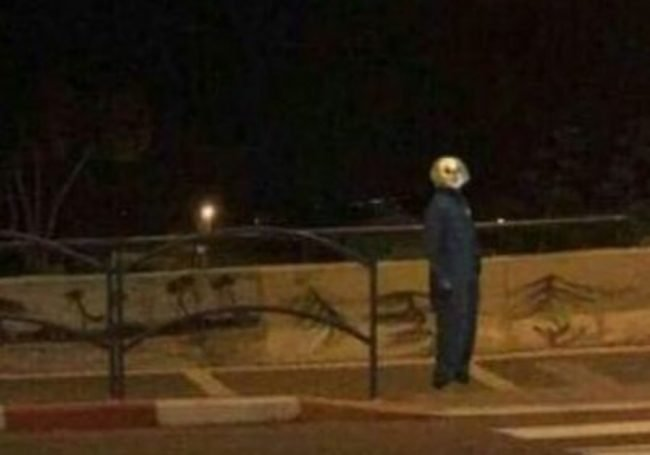 Les clowns passent à l'attaque dans le sud d'Israël