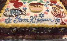 Le gâteau de Yom Kippour devenu viral