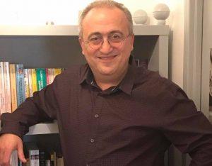 Gilles Uzzan auteur d'Isaac et Lola