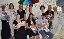 Israël: Baby-boom 9 mois après les fortes tempêtes de Décembre 2016