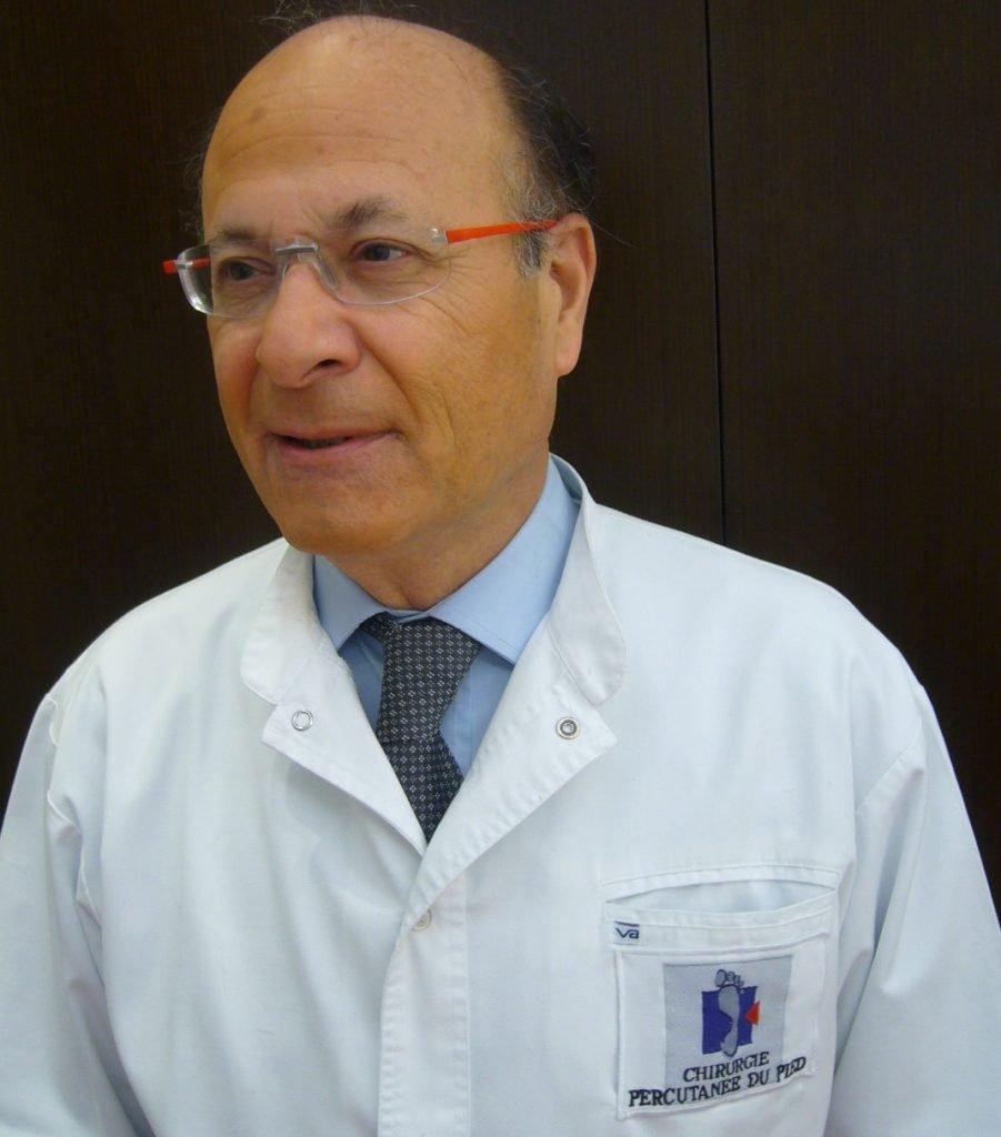 René Choukroun un chirurgien orthopédiste d'exception