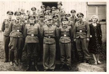 Membres des Einsatzgruppen