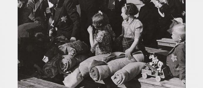 enfants juifs déportés shoa antisémitisme
