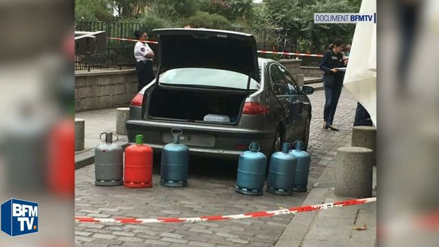 pétition pour Interdire la vente libre des bonbonnes de gaz en France