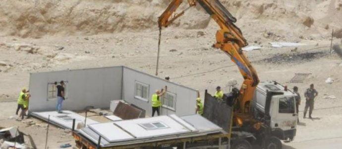 Israël: l'Europe exige un remboursement pour les infrastructures démolies en zone C