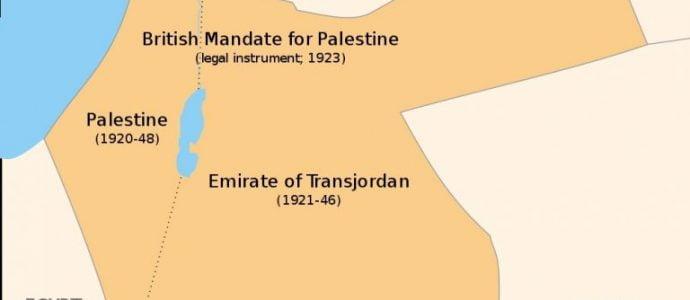 Quand le peuple Palestinien a-t-il été créé? Demandons à Google