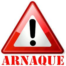 Attention arnaque!