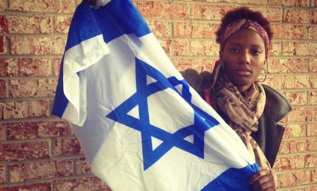 Pour la militante Chloé Valdary, Israël enseigne comment être humain