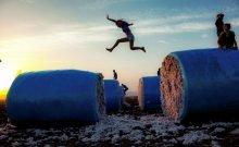 Pour les enfants israéliens, la limite c'est le ciel