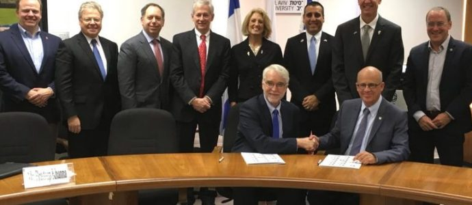 Israël: le gouverneur de l'Illinois emballé par la Startup Nation