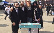 Israël: un baume à barbe pour les hassidim et les hipsters