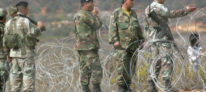 L'armée libanaise prête à la guerre avec Israël