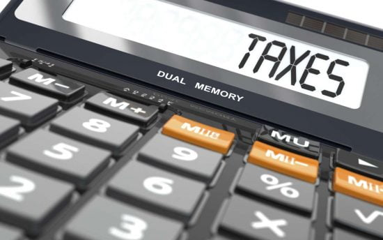 Explosion des taxes foncières