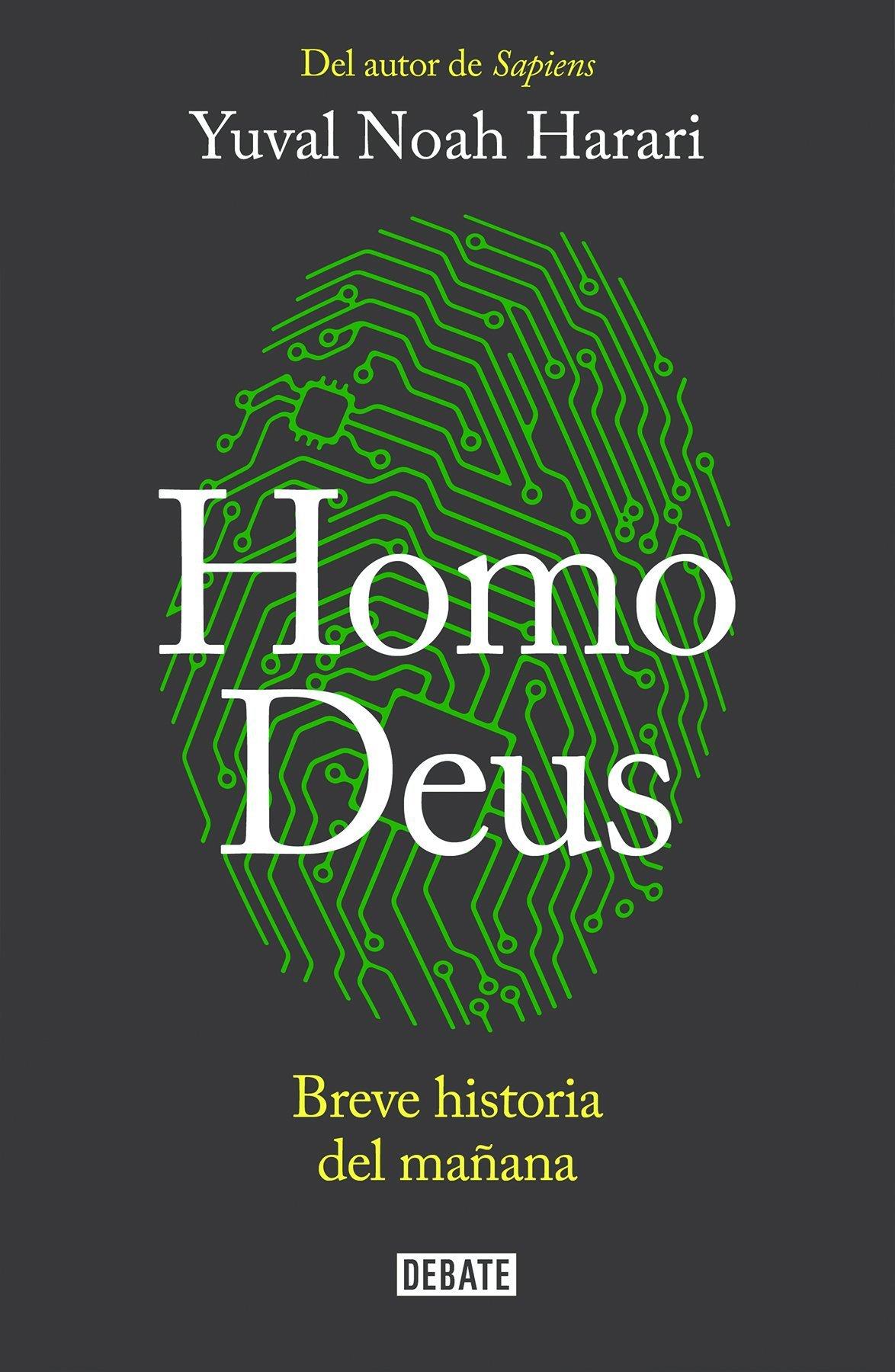 Homo Deus une brève histoire de l'avenir