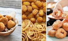 Douceurs frites de Hanukkah des quatre coins du monde